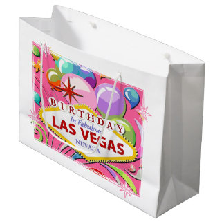 BIRTHDAY In Fabulous Las Vegas Gift Bag