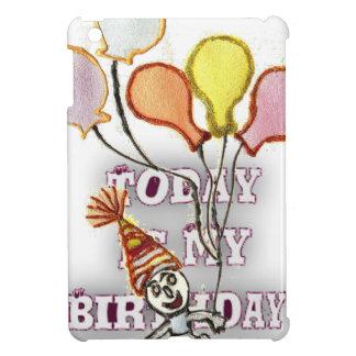 Birthday Cover For The iPad Mini