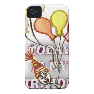 Birthday iPhone 4 Case