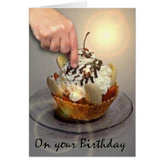 Birthday Joys Card