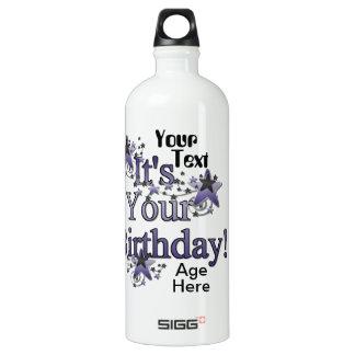 Birthday Keepsake Liberty Bottle