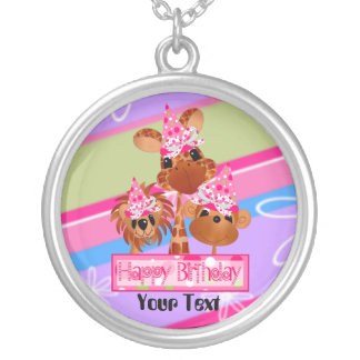 Birthday Keepsake  Necklace