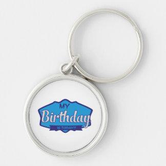 birthday key chains