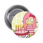 BIRTHDAY LILY PINS