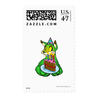 Birthday Lupe Postage