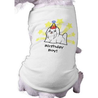 Birthday Maltese (show cut) Tee