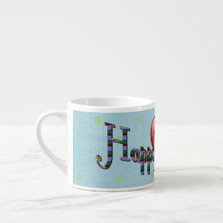 Birthday Melange Espresso Cup