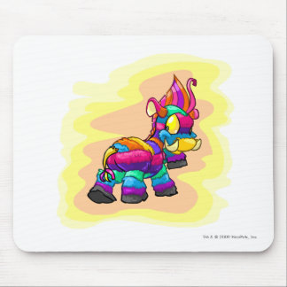 Birthday Moehog Mouse Pad
