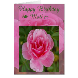 Birthday Mom Card