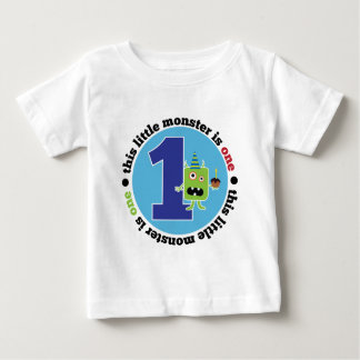 Birthday Monster 1 T-shirt