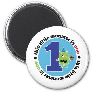 Birthday Monster 1 T-shirt Magnet