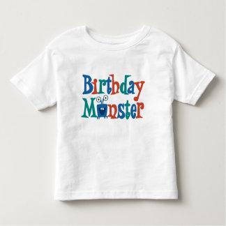 Birthday Monster Tee Shirts