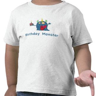 Birthday Monster T-shirts
