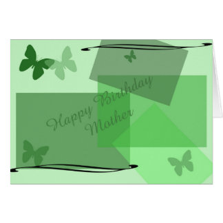 Birthday Mother Card