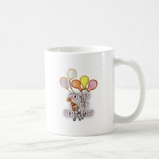 Birthday Classic White Coffee Mug