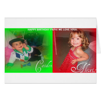 Birthday Mug for PaPa Greeting Card