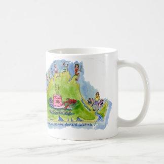 birthday on the Vineyard! Coffee Mug