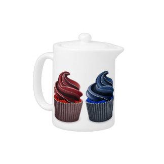 Birthday or Custom Party Cupcake Row