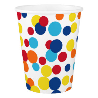 Birthday Part Paper Cups