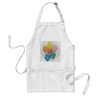 Birthday Parties Adult Apron