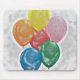 Birthday Parties Mouse Pad