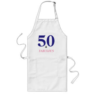 Birthday Party Apron For All