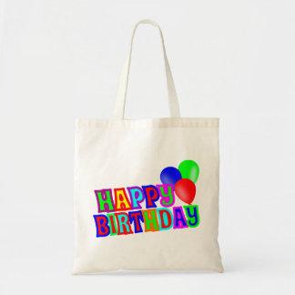 Birthday party bag, birthday gift bag