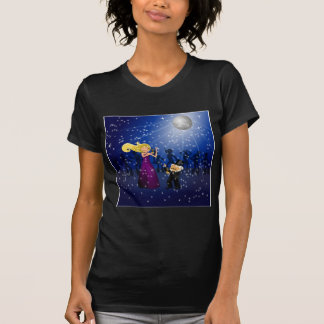Birthday Party Couple Dancing Tees