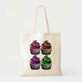 Birthday Party Cupcakes Bag
