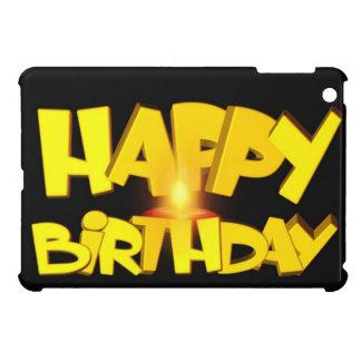 Birthday Party Destiny Gifts iPad Mini Cases