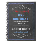 Birthday Party Guest Book- Notebooks
