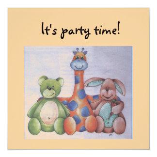 .Birthday party Invitation