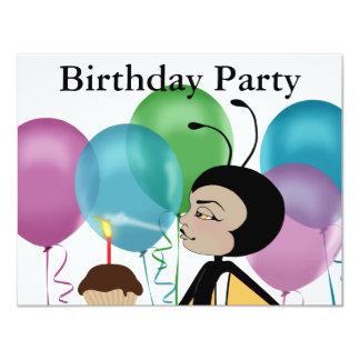 Birthday Party Custom Invites