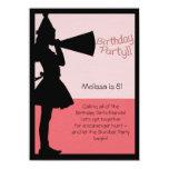 "Birthday Party Invitation 4.5"" X 6.25"" Invitation Card"