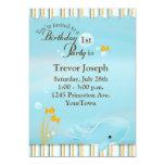 Birthday Party Invitation Beach or Pool