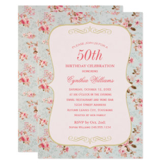 Garden Party Invitations Announcements Zazzle