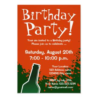 Birthday party invitations | Custom invites