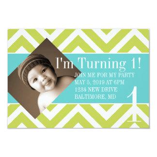 Birthday Party Invite | Turning |chevgr