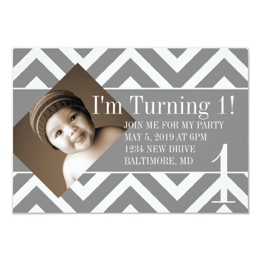 Birthday Party Invite | Turning |chevgrgr