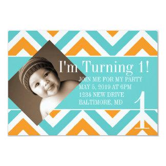 Birthday Party Invite | Turning |chevortur