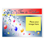 Birthday Party Personalized Personalized Announcement
