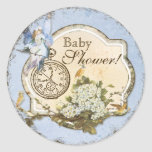 Birthday Party Sticker or Seal - Faerie Princess