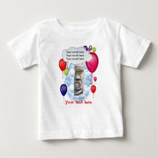 Birthday Party Tiki Baby T-Shirt