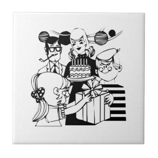 Birthday Party Tiles
