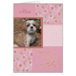 Birthday  - Pet Photo Card