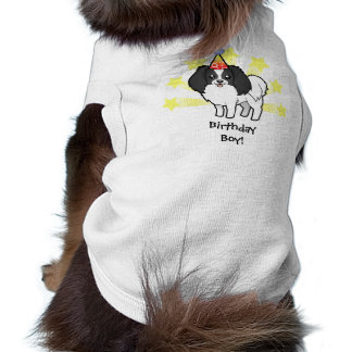 Birthday Phalene / Japanese Chin Tee
