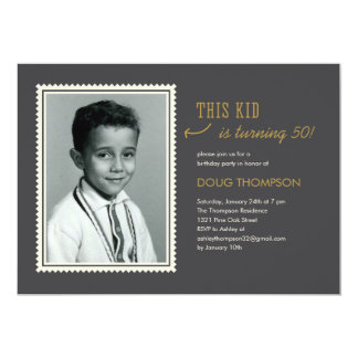Unique invites designs collections on zazzle birthday photo invitations for adults filmwisefo Image collections
