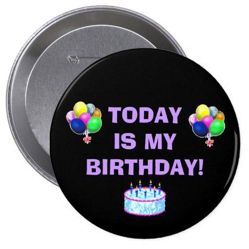 Birthday Pin