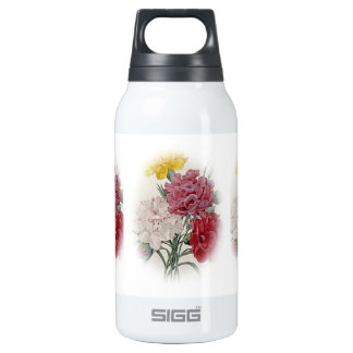 Birthday Pinks - Soft Edged Oval Insulated Water Bottle