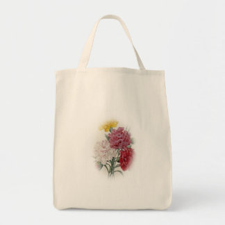Birthday Pinks - Soft Edged Oval Tote Bag